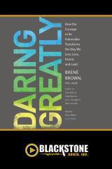 Daring Greatly Audiobook