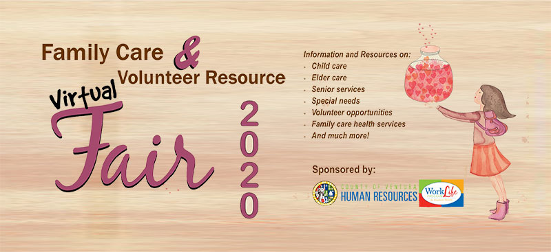 Family Care and Volunteer Resource Virtual Fair 2020
