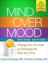 Mind Over Mood 2nd Edition
