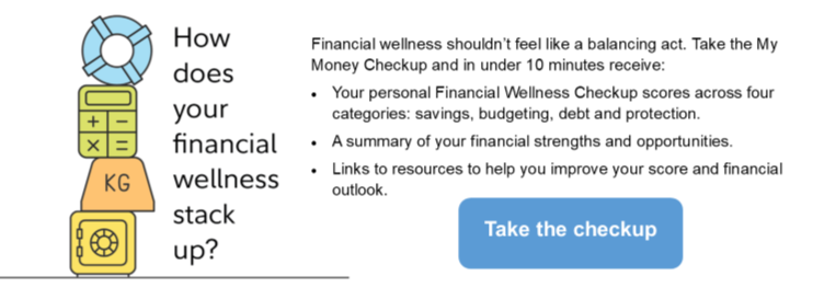 How does your financial wellness stack up?