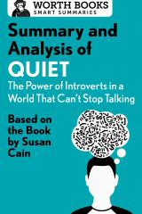 Summary And Analysis Of Quiet
