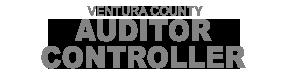 Ventura County Auditor Controller